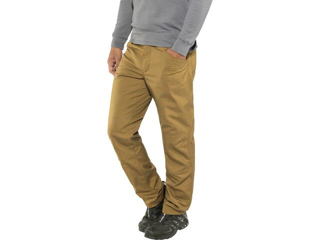Patagonia Gritstone Rock Pantaloni Uomo, marrone